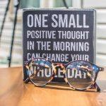 Positive Attitude In Chaos