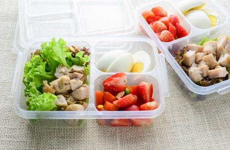 Eat Healthy On The Go